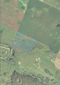 план земельного участка, продам землю под Киевом
